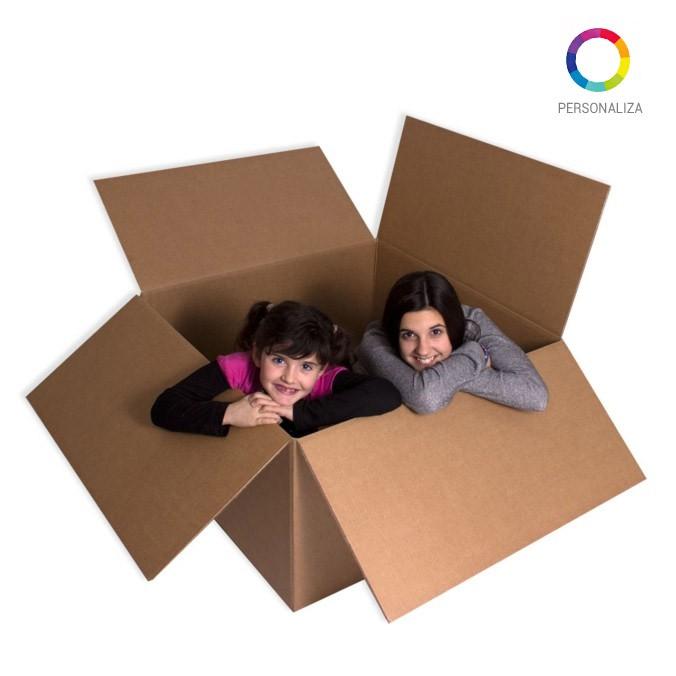 Cajas de cartón 800x800x500mm