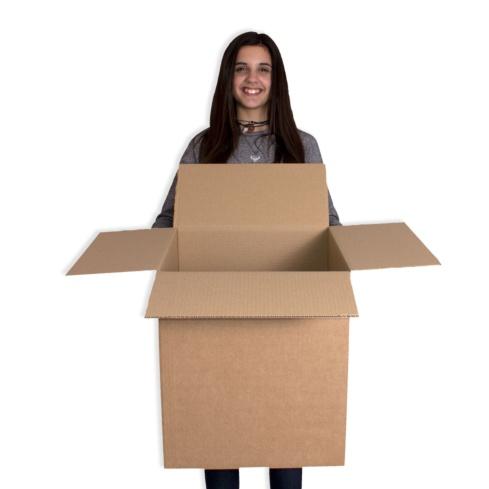 Cajas de cartón 400x400x450mm