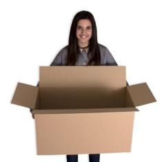 Cajas de cartón 630x300x350mm