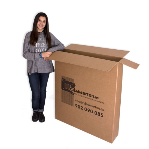 Cajas de cartón 915x195x1018mm