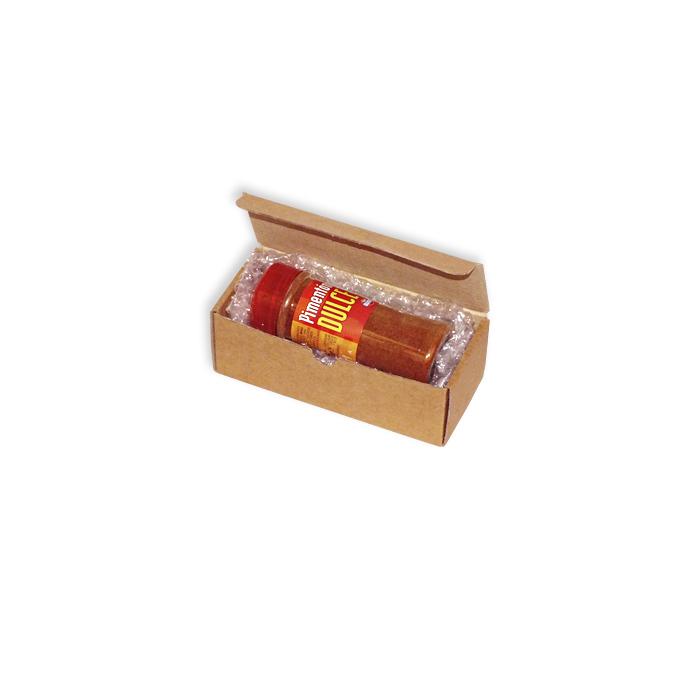 Caja de carton para envios 140x060x050mm