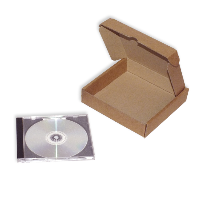Caja para envíos 140x140x035mm