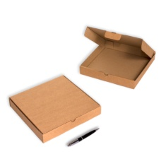 Caja de carton para envios 255x255x040mm