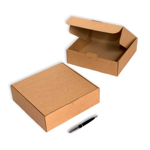 Envío de Muestras (2Unidades) Caja 270x260x080mm
