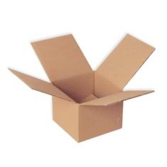 Caja de carton 130x130x110mm