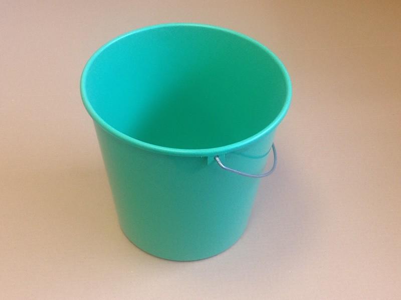 Cubo plastico