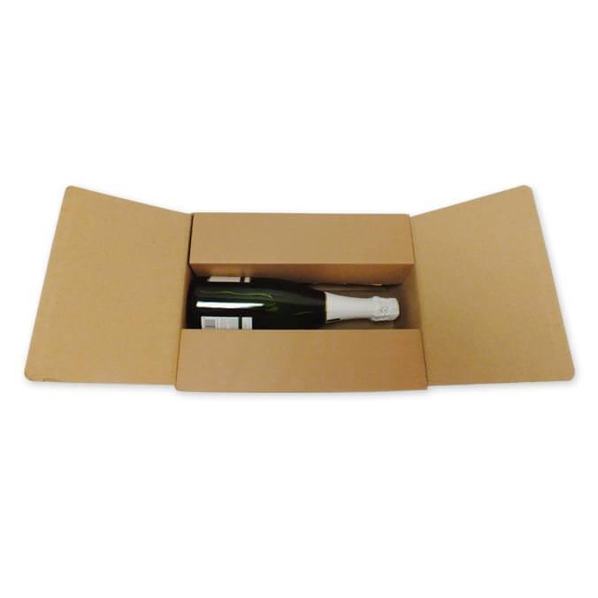 Caja para envíos 6 botellas
