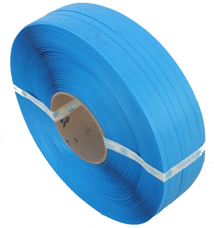Fleje plastico azul