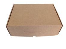 Caja de carton maletin para envios sin asa 350x118x255mm