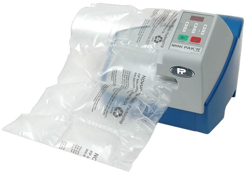 Sistema de relleno con almohadas de aire - MiniPak R
