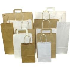 Envío Muestras (10 unidades) Bolsa Papel Surtido Mediano-Grande
