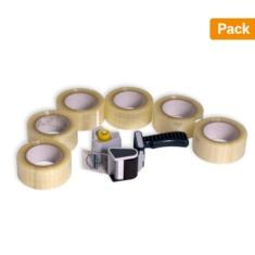 Pack cierra cajas PP 126
