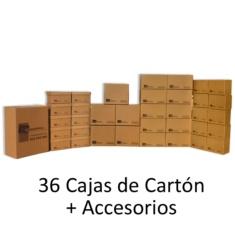 Pack Mudanza BÁSICA