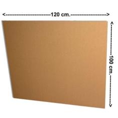 Planchas cartón ondulado 100x120 cm