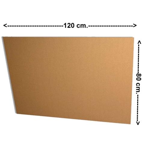 Rollo cart/ón ecol/ógico marr/ón Medida:0,9 x 5 m Grosor:250 g