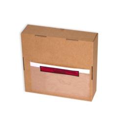 Sobre adhesivo Packing list Mediano