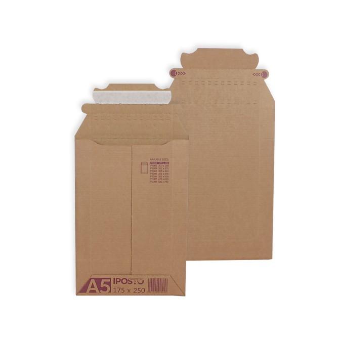 Sobres de cartón rígido 175x250 Mod. A5