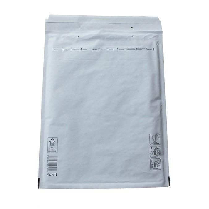 Sobres acolchados Blancos 270x360 Mod. 18/H