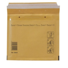 Sobres acolchados 180x165. Mod. CD