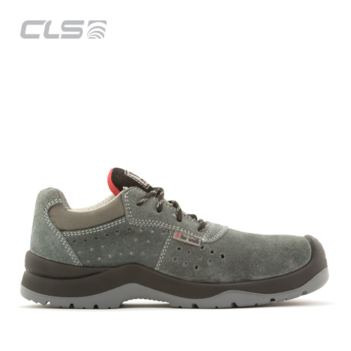 4Walk Stone S3 - zapatos de seguridad puntera composite - negro - talla 47 QAIPpX