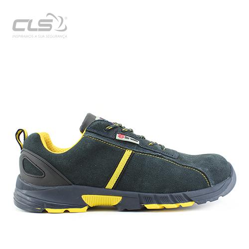 4Walk Nairobi S1+P SRC - zapatos de seguridad ligeros - azul - talla 46 d7Rp36eB9