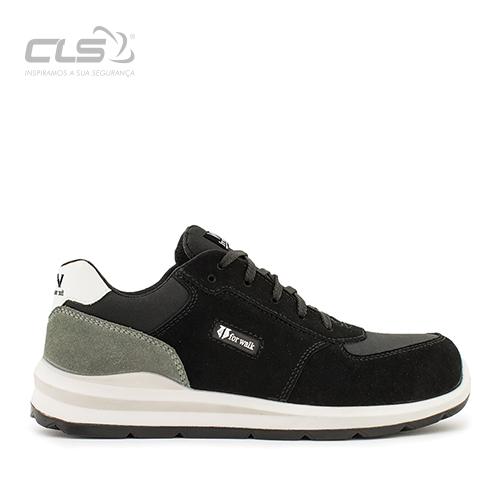 4walk Nairobi S1+P SRC - Zapatos de Seguridad Ligeros - Azul - Talla 44 QkdrrolT