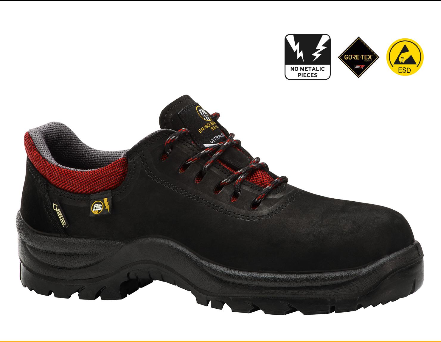 zapato de seguridad fal zeus top s3 src