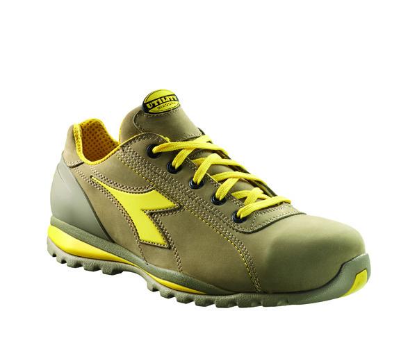 Zapatillas de seguridad Diadora GLOVE II S3 HRO gris