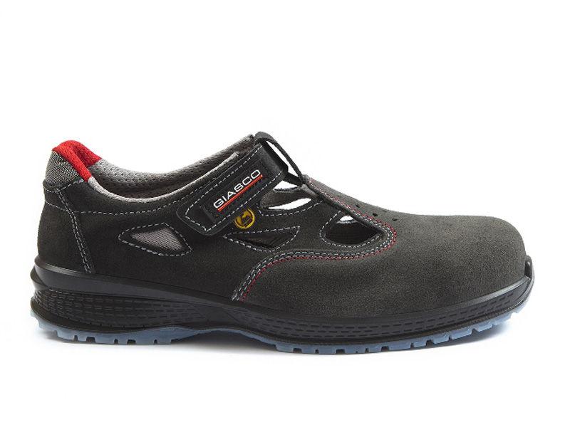 Sandalias de seguridad Giasco PERU S1P SRC ESD