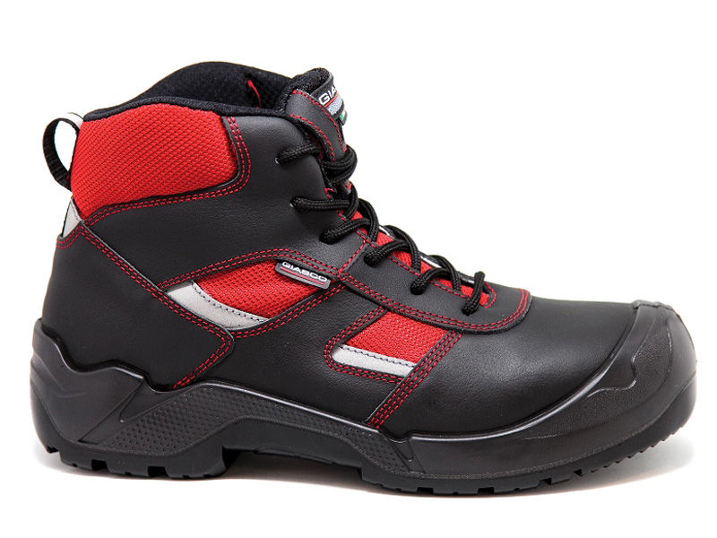BOTA DE SEGURIDAD GIASCO RED S3 CI SRC
