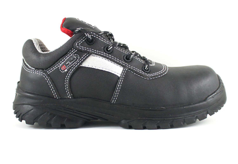 59eb9c0651 STONE S3 Zapatos seguridad con puntera composite y plantilla Kevlar