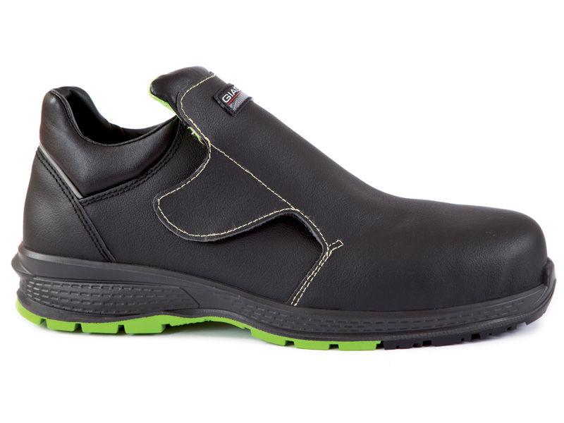 zapato de seguridad giasco welder S3 CI HRO