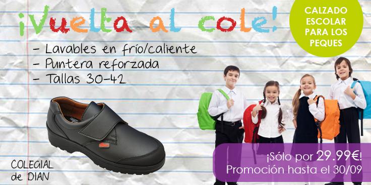 ¡Vuelta al cole! Lanzamos nuestro primer modelo de calzado escolar