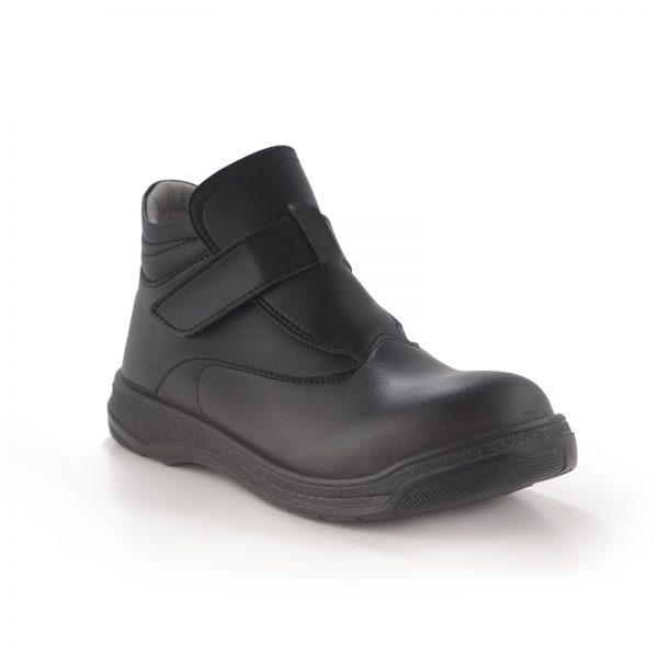 3d2e43bf Botas de seguridad cierre de velcro | Botas de trabajo | Calzado de ...