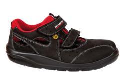 Zapatos de seguridad deportivos Giasco HAITI S1P SRC ESD