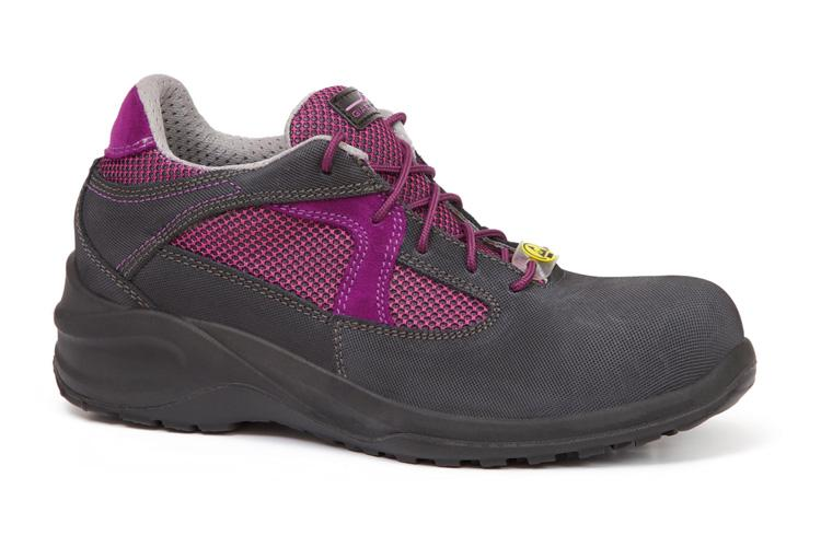 Zapatos de seguridad para mujer giasco iris s3 src esd for Botas de seguridad s3
