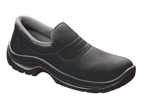 Zapatos seguridad para cocina mocasin 29057 s2 negro for Zapatos de cocina