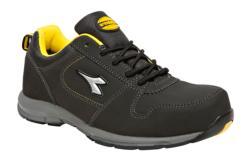 Zapatos de seguridad Diadora D-BRAVE HI S3 SRC NEGRO