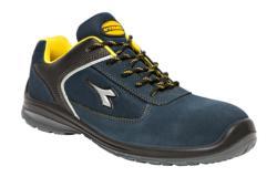 Zapatos de seguridad Diadora D-BLITZ S1P SRC azul atlantico
