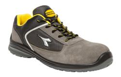Zapatos de seguridad Diadora D-BLITZ S1P SRC gris castillo