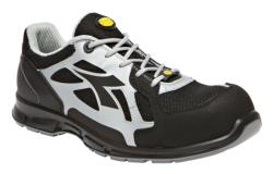 Zapatos de seguridad Diadora D-FLEX S1P SRC ESD negro