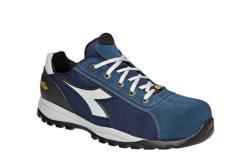 Zapatillas deportivas de seguridad Diadora GLOVE TECH LOW PRO S1P SRA HRO ESD azul cosmos