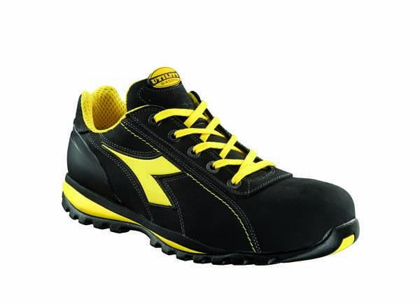 Zapatillas de seguridad diadora glove ii s3 hro negro for Zapatillas de seguridad