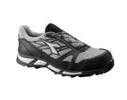 Zapatos de seguridad Diadora D-TRAIL LOW S1P SRA HRO gris/negro