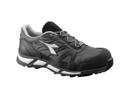 Zapatillas de seguridad Diadora D-TRAIL LOW S3 SRA HRO negro/antracita
