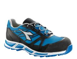 OUTLET D-TRAIL LOW S3 SRA HRO AZUL REAL/NEGRO