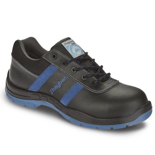 4Walk Stone S3 - zapatos de seguridad puntera composite - negro - talla 45 6DsRQ