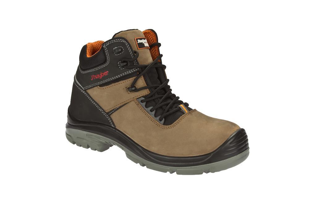 descuento especial de primera vista lindos zapatos Botas de trabajo trekking J'HAYBER NEW CELTIC S3 SRC