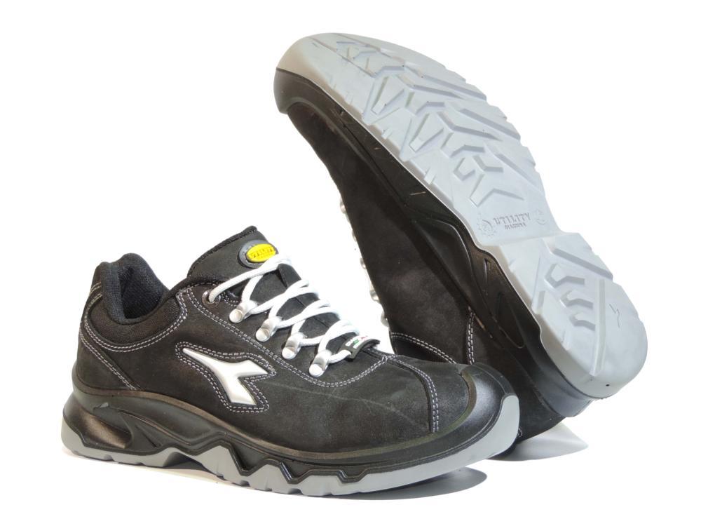 Zapatillas de seguridad Diadora DIABLO S3 SRC CI negro 048977a6a50