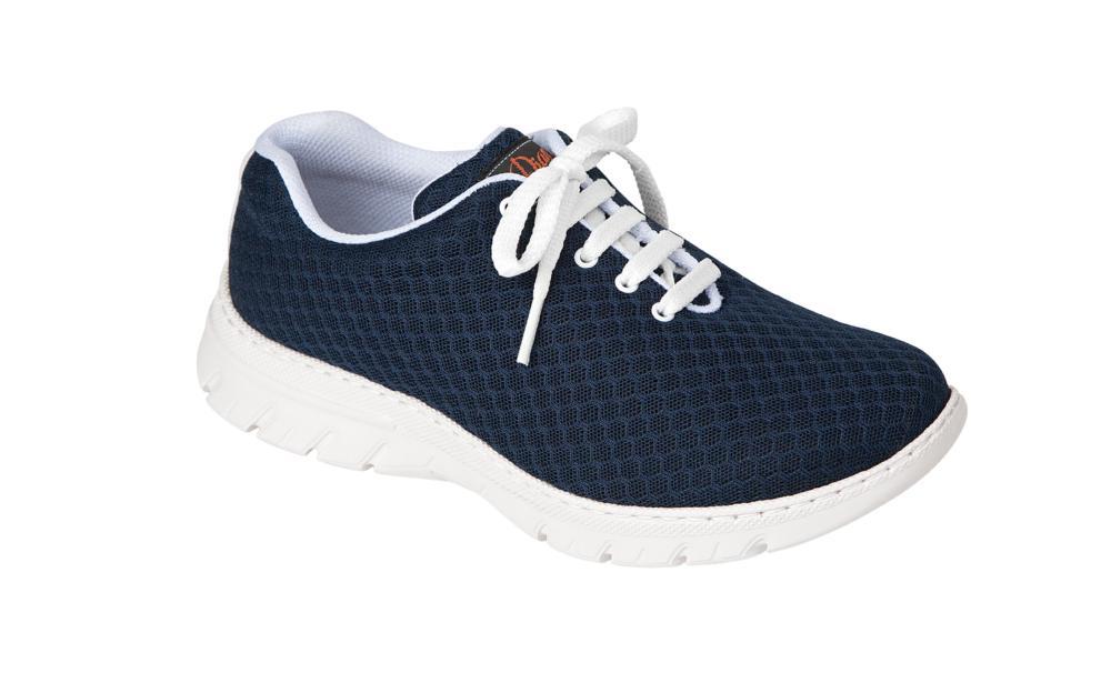 Zapatillas deportivas de trabajo dian calpe marino - Zapatillas de trabajo ...